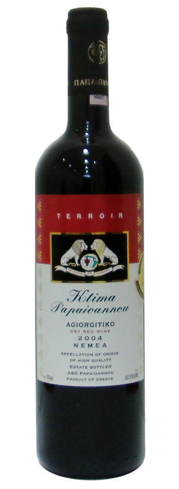 Terroir Papaioannou 2004